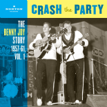 "LP - THE BENNY JOY STORY #1 ★  ""Crash The Party"" ★ - (1957 -1961)"